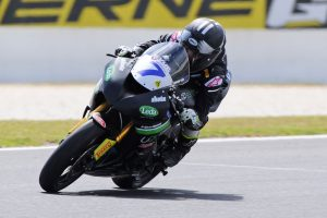 Cube Racing charges into 2018 season at Phillip Island