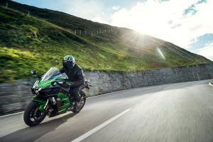 The 2018 Ninja H2 SX SE has been released for sale in Australia