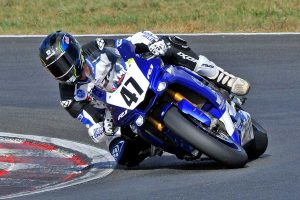 Maxwell fastest in Friday's ASBK practice at Wakefield Park