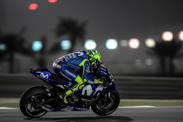 Rossi satisfied with podium result to kick-off 2018 MotoGP campaign