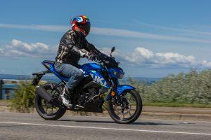 Review: 2018 Suzuki GSX-S125