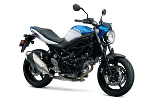 Suzuki SV650 available in both LAMS and full-powered versions for MY18