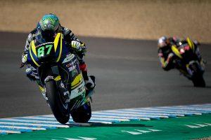 Gardner completes 'decent' final Moto2 test in Spain