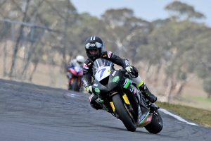 Runner-up results for Cube Racing's Toparis and Bayliss in Goulburn