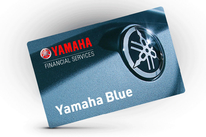 Yamaha motor finance launches yamaha blue card for Yamaha motor finance