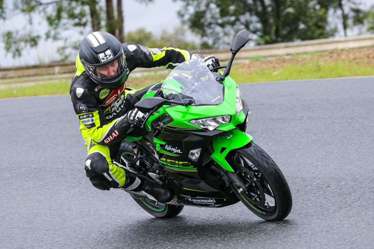 Review: 2018 Kawasaki Ninja 400 - CycleOnline com au