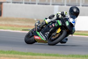 Toparis a 'step behind' in relinquishing points lead at The Bend