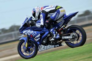 Bramich fastest on Friday in Supersport 300 qualifying