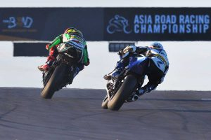 Incident-packed ARRC SuperSports 600cc opener abandoned