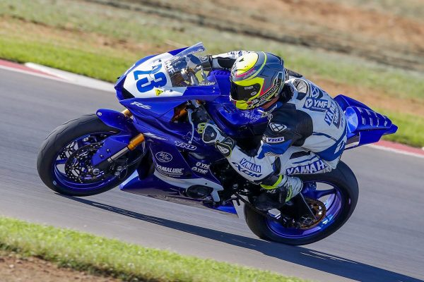 Halliday captures dominant Supersport overall win at The Bend