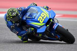 Iannone leads the MotoGP way on Friday in Texas