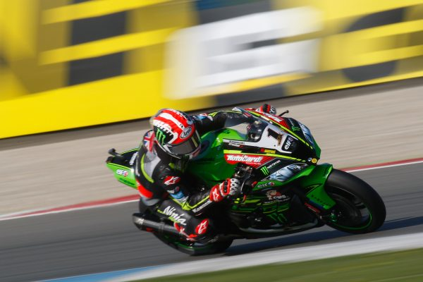 Rea charges to race one WorldSBK victory at Assen