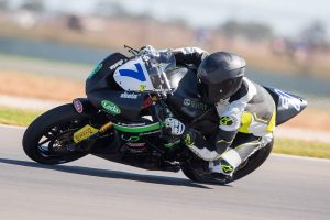 Supersport podium for Cube Racing's Toparis in South Australia