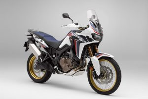 The 2018 Africa Twin variants
