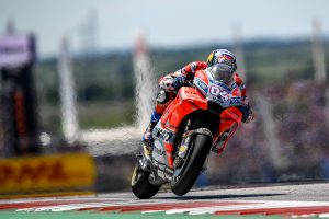 Positive mindset for points leader Dovizioso ahead of Jerez