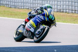 Top 15 for Gardner on return from multiple injuries at Catalunya