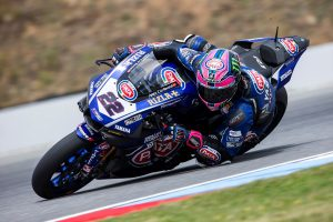 Lowes welcoming Laguna Seca WorldSBK challenge