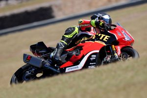 Penrite Honda's Herfoss heads Friday practice in Darwin
