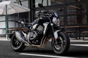 Countdown: Attractions of the new CB1000R
