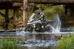Review: 2018 Triumph Tiger Explorer 1200 range