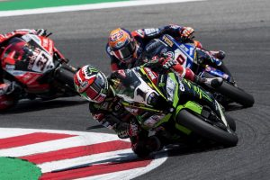 Rea does the double with race two WorldSBK victory at Misano