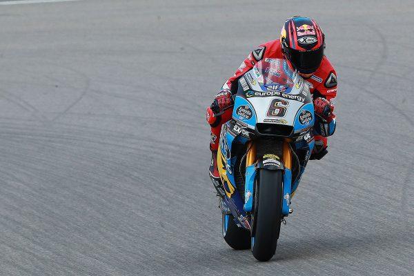 Bradl back on the MotoGP grid at Sachsenring