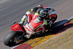 Herfoss extends with Penrite Honda Racing at Hidden Valley