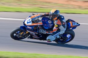 Morgan Park return the target for Supersport rookie Pearson