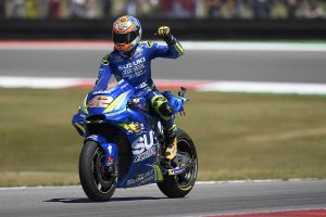 Second a career-best for Rins in Assen MotoGP classic