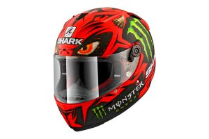 Product: 2018 Shark Race-R Pro Lorenzo Diablo helmet