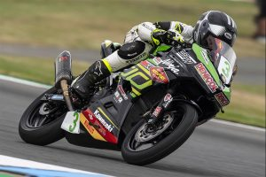 Toparis bolstered by Cube Racing boss Henry at Misano