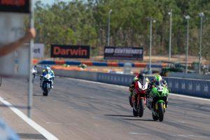Dunlop continues to impress at Darwin ASBK