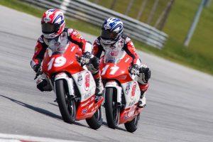 Sepang race win boosts Van Eerde in Asia Talent Cup