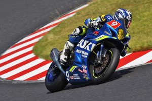 Strategy error costly for Waters in Suzuka 8 Hours
