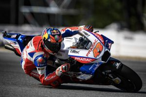 Czech Republic grand prix a 'lonely' race for Pramac's Miller