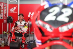 Suzuka experience of significant value for Herfoss