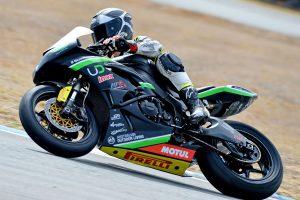 Cube Racing's Toparis earns Morgan Park ASBK Supersport podium