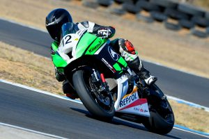 Season-best ASBK finishes for Walters at Morgan Park