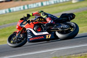 Herfoss rates 2018 ASBK crown as career-best accolade