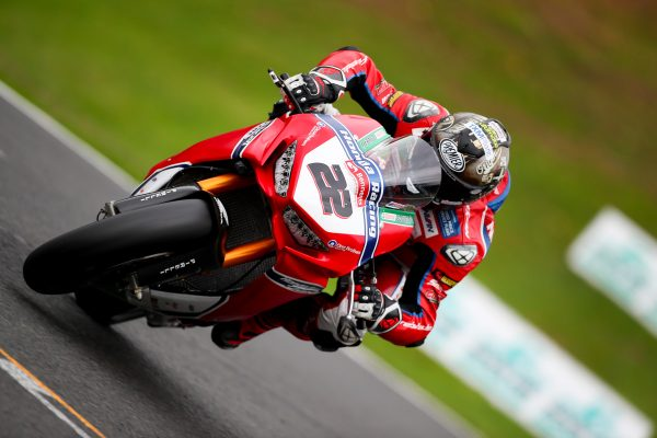 O'Halloran caught out in mixed Oulton Park BSB conditions