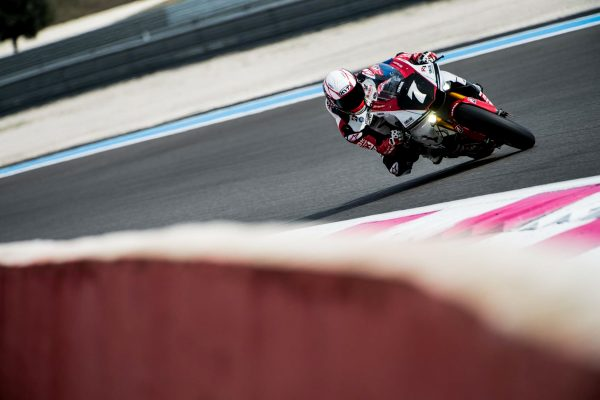'I thought we were going home' says Parkes in EWC podium