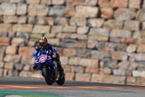 Viñales deflated after challenging Aragon MotoGP showing