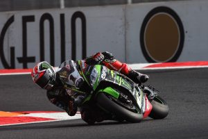 Rea lodges fastest time in Magny Cours WorldSBK practice