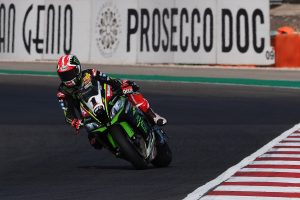 Rea fastest in Friday WorldSBK practice at Portimao