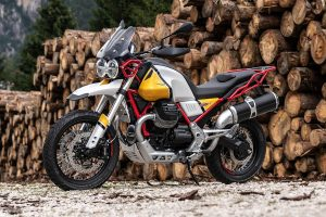 All-new Moto Guzzi V85 TT due for mid-2019 Australian delivery
