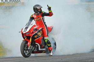 Herfoss clinches ASBK championship for Penrite Honda Racing