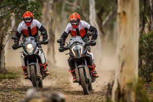 Ride KTM adventure days introduced by KTM Australia