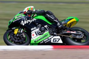 Dunlop continues to progress in ASBK
