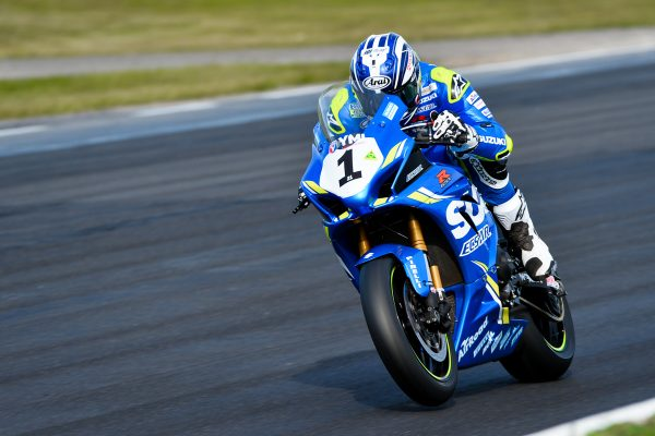 Positive finish the goal for Waters in ASBK finale
