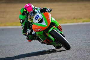 BSB Supersport runner-up strongest campaign yet for Currie